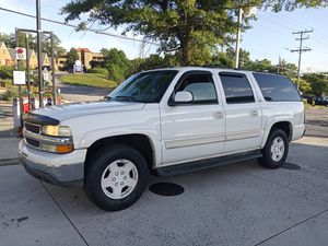 2005 CHEVY SUBURBAN 169K MILES VERY RELIABLE for Sale in District Heights, MD