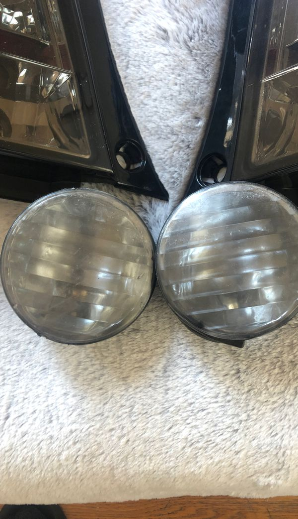 00-05 IS300 LED Taillights