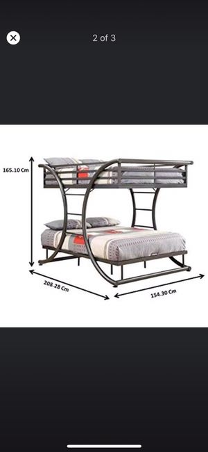 Full-size Bunk bed for Sale in Fayetteville, GA