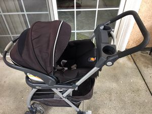 Chicco stroller and car seat for Sale in San Bruno, CA