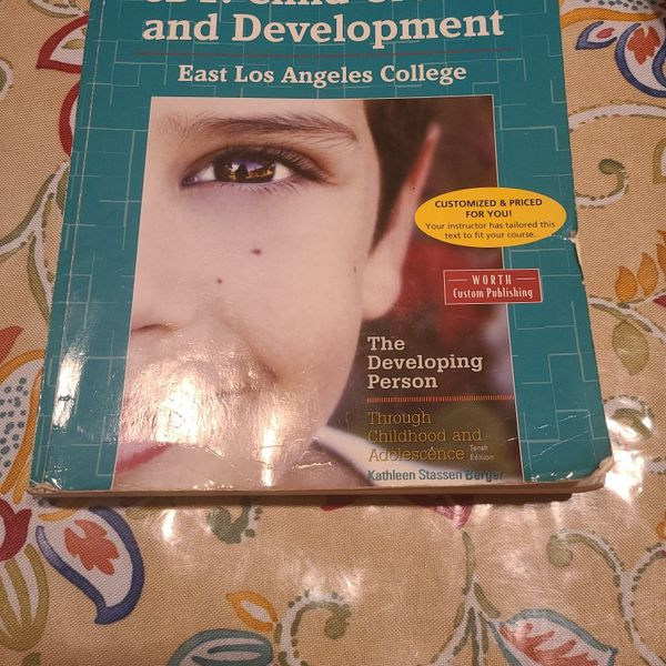 CD1: Child Growth And Development. Tenth Edition