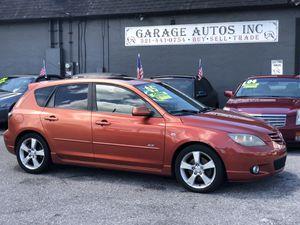 2003 Mazda 3 hatchback for Sale in Orlando, FL