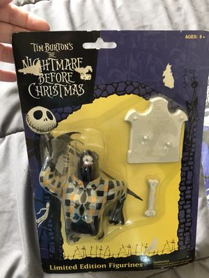 Nightmare before christmas figure for Sale in Brooklyn, NY