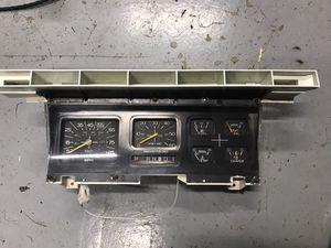 1980-1986 Ford Truck/Bronco instrument cluster for Sale in Puyallup, WA