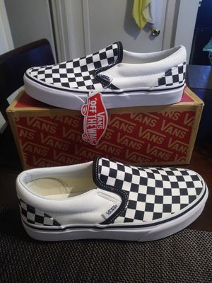 Vans size 3 for kids new $29 for Sale in Chino, CA