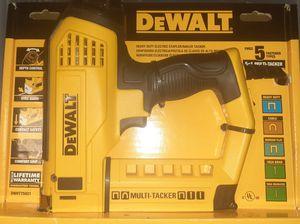 Dewalt Heavy Duty Electric Stapler/Nailer for Sale in Powder Springs, GA
