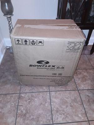 Bowflex SelectTech 552 Adjustable Dumbbells (Pair) for Sale in Leeds, AL