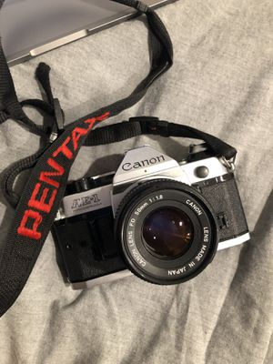 Canon ae 1 film camera for Sale in San Diego, CA