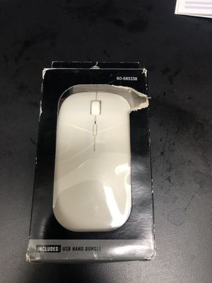 2.4 GHz wireless mouse for Sale in Laguna Niguel, CA