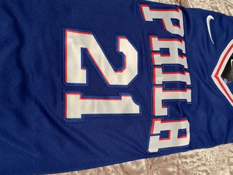 Joel Embiid Jersey for Sale in Bristol,  PA
