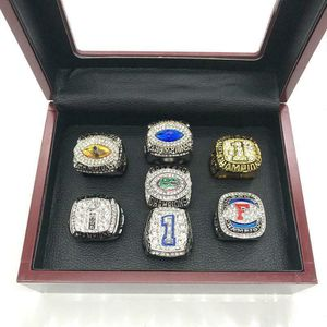 7 pcs Collectors Rings of Florida Gators NCAA ChampionShip Football - Size 11 for Sale in Channelview, TX