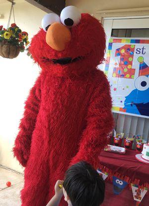 Elmo costume for Sale in Miami, FL