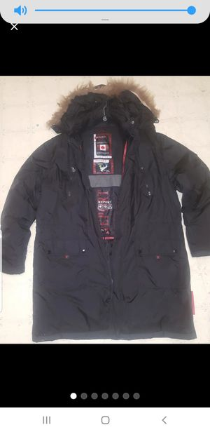 Report collection parka coat/Sz XXl for Sale in College Park, GA