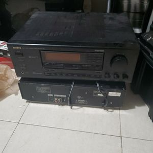 Onkyo Receiver Amplifier for Sale in Pompano Beach, FL