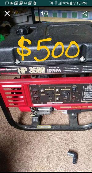Honda generator for Sale in Tacoma, WA