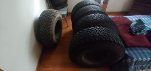 All terrain tires for trucks for Sale in Cunningham, VA