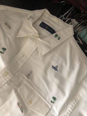 Name brand authentic men's clothes size XL and 2XL all like new and NWT for Sale in Phoenix, AZ