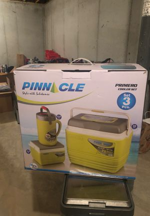 Primer cooler set new in box for Sale in St. Louis, MO