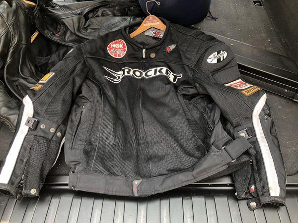 Joe rocket motorcycle jacket XL