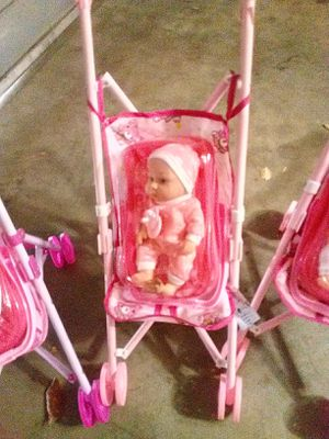 $15 baby car seat pacifier stroller located in Palmdale California open to 7 p.m. for Sale in Palmdale, CA