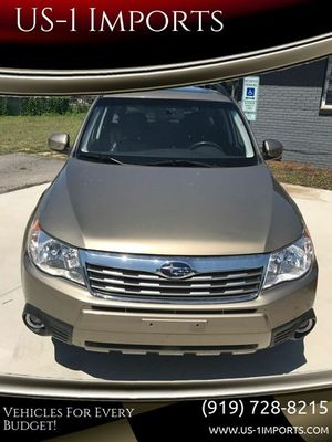 2009 Subaru Forester for Sale in Franklinton, NC