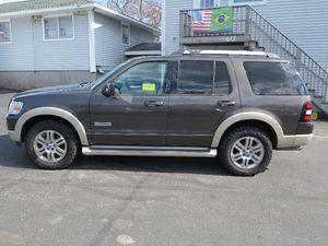 2007 Ford explorer Eddie Bauer Milhas 133967 for Sale in Abington, MA