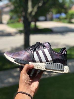 Bape NMD size 9.5 for Sale in Chicago, IL