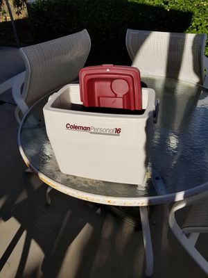 Coleman 16 quart personal cooler for Sale in Midvale, UT