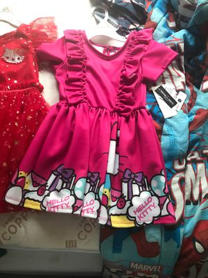 Girls Hello Kitty Dress size 2t for Sale in Atlanta, GA