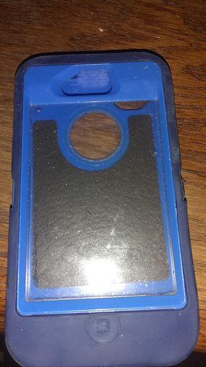 IPhone 4/5 Blue otter box case for Sale in Clovis, CA