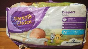 Diapers Newborn for Sale in Rockdale, IL