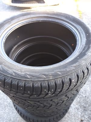 Snow Tires like 70 % for Sale in Vancouver, WA
