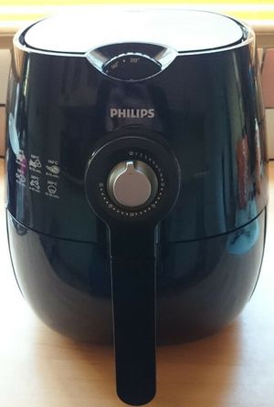 philips air fryer and pan , rack bundle for Sale in Upland, CA