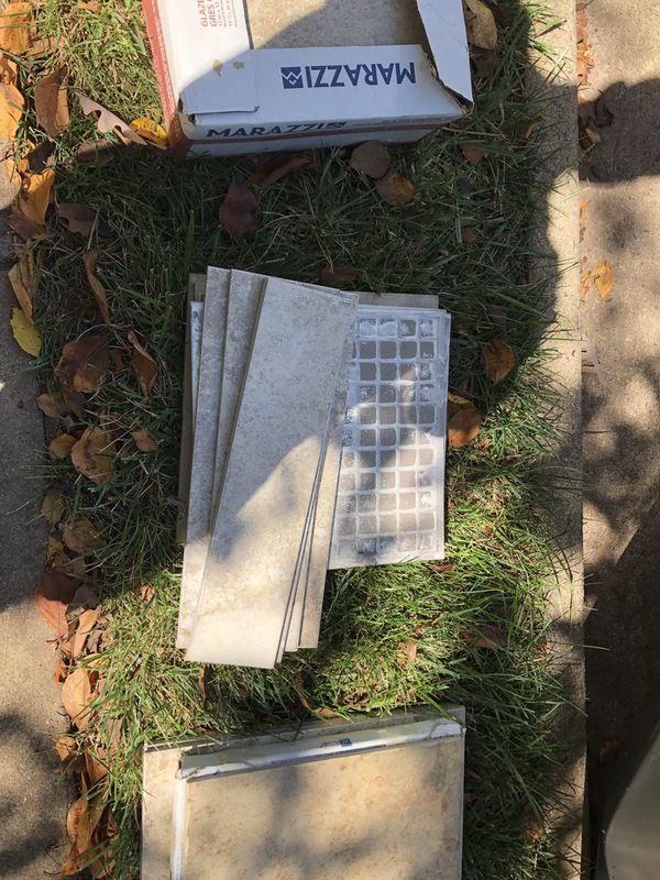Tile for free!!! Ashburn