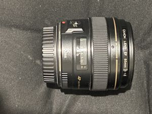 Canon EF 85mm F1.8 for Sale in Windsor Hills, CA