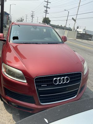 PARTING OUT ONLY 2008 AUDI Q7 QUATTRO S-LINE 4.2L 4.2 AWD for Sale in Wilmington, CA