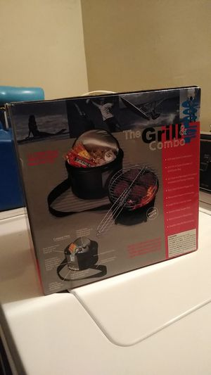 Brand New the grill & cooler combo. for Sale in Upland, CA