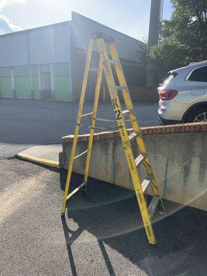 Husky Ladder 8' Fiberglass Step Ladder for Sale in Snellville, GA