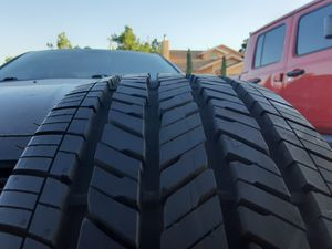 R18 jeep gladiator wheels 7 miles used for Sale in El Paso, TX
