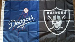 Dodgers/ Raiders Flag for Sale in City of Industry, CA