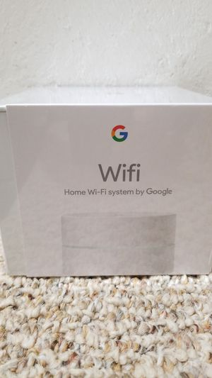 Google Wifi AC1200 Router for Sale in Shrewsbury, MA