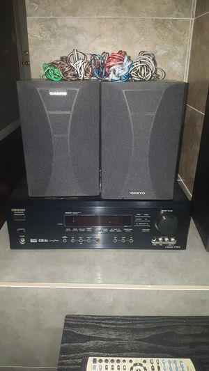 2013 Onkyo, 7.1 Receiver Surround sound system. for Sale in Norwalk, CA