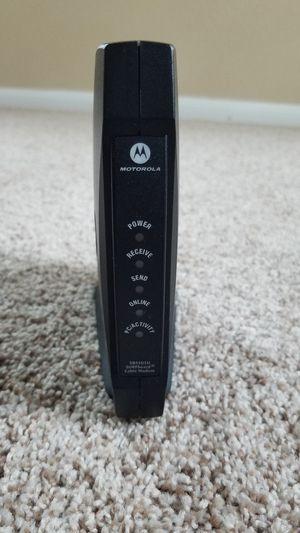 Motorola SURFboard SB5101U DOCSIS 2.0 Cable Modem for Sale in Katy, TX