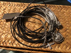 Multiple bracelet with charms for Sale in San Rafael, CA