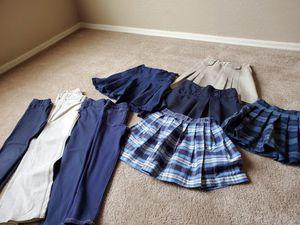 Girls uniforms size 6/7 for Sale in Phoenix, AZ