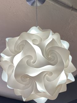 Swirl Ceiling Light for Sale in Los Angeles,  CA