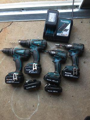 MAKITA drill sets for Sale in Chula Vista, CA