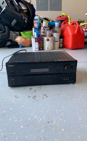 Onkyo HT-RC160 5.2 Channel Receiver for Sale in Tampa, FL