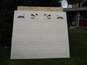 8x7 Garage Door for Sale in Littleton, CO
