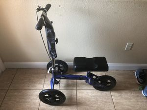 All terrain knee scooter for Sale in Spring Hill, FL